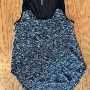 Forever 21 Sweater Tank Blouse